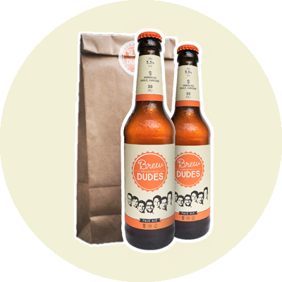 Brew Dudes Dude Pack