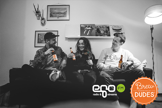 Brew Dudes Interview mit egoFM